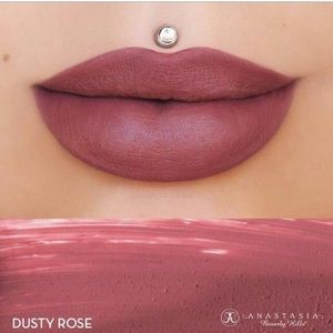 "anastasia beverly hills lipstick ""dusty rose"""